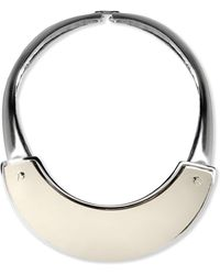 Marni Gold Necklace - Lyst