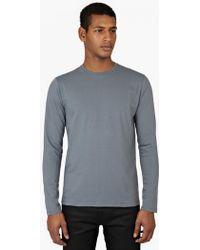Jil Sander   Plain Longsleeve T-shirt   Lyst