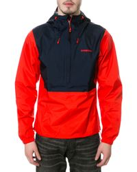 Patagonia The M'S Torrentshell Pullover - Lyst