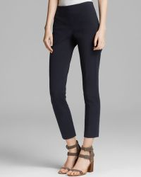 Theory Pants Belisa Checklst - Lyst