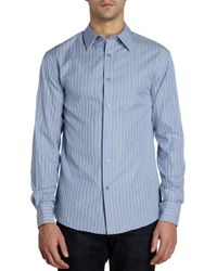 Elie Tahari - Striped Shirt - Lyst