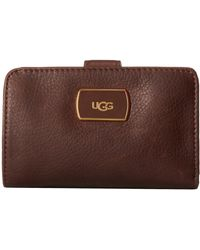 Ugg Classic Slim Wallet - Lyst