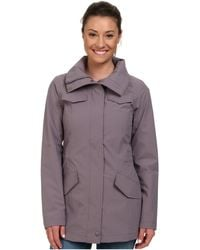 The North Face Gray Romera Jacket - Lyst
