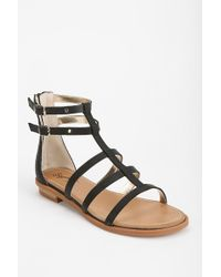 Seychelles Aim High Caged Sandal - Lyst