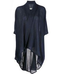 Denis Colomb - Kimono Coat - Lyst