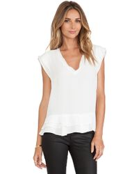 Nanette Lepore Poetry Top - Lyst