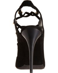 Narciso Rodriguez - Laceup Sandal - Lyst