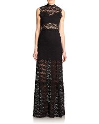 Nightcap Dixie Lace Gown - Lyst