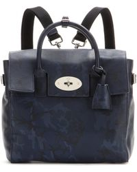 Mulberry - Cara Delevingne Leather Tote - Lyst