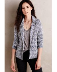 Saturday/sunday - Paracas Knit Blazer - Lyst