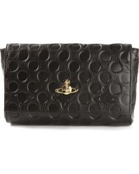 Vivienne Westwood Polka Dot Cross Body Bag - Lyst
