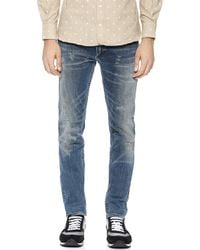 Citizens Of Humanity Bowery Skinny Fit Jeans - Lyst