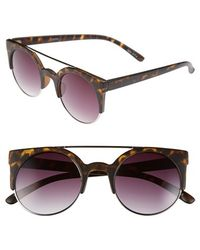 Leith Aviator Sunglasses - Lyst