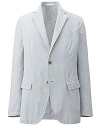 Uniqlo Dry Light Weight Jacket - Lyst