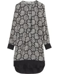 Day Birger Et Mikkelsen Day Almaz Silk Dress - Lyst