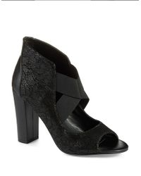 Charles By Charles David Juju Heeled Sandals - Lyst