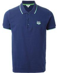Kenzo 'Tiger' Polo Shirt - Lyst