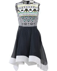 Peter Pilotto Tessera Dress - Lyst