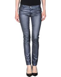 Versus  | Denim Trousers | Lyst