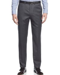 DKNY Extra-slim Mid Grey Solid Suit - Lyst