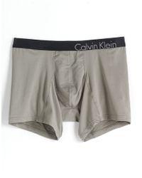 Calvin Klein Microfiber Boxer Briefs - Lyst