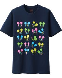 Uniqlo Men Disney Project Graphic Short Sleeve T Shirt - Lyst