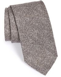 Maker & Company - Solid Cotton & Silk Tie - Lyst