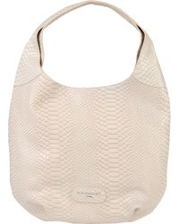 Nannini - Large Leather Bag - Lyst
