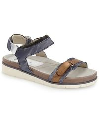 Earthies | Argo Leather Sandals | Lyst