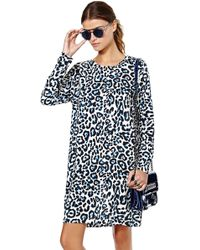 Nasty Gal Just Female Merle Dress - Lyst