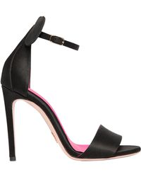 Oscar Tiye - 110mm Minnie Satin Sandals - Lyst