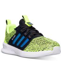 Adidas Mens Originals Sl Loop Runner Casual Sneakers From Finish Line - Lyst