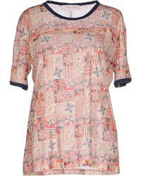 Etoile Isabel Marant T-Shirt - Lyst