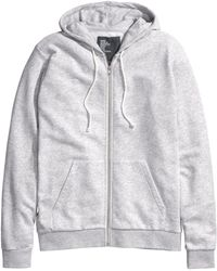 H&M | Hooded Jacket | Lyst