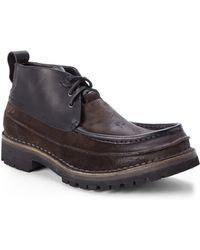 Diesel Black Jonny Boots - Lyst