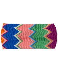Missoni | Crochet-knit Headband | Lyst