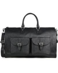 Hook + Albert - Alligator Travel Bag - Lyst
