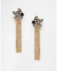 Coast - Tallulah Tassel Earrings - Lyst