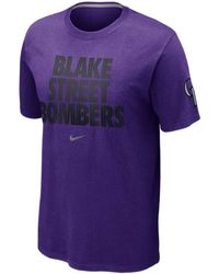 Nike Mens Shortsleeve Colorado Rockies Tshirt - Lyst