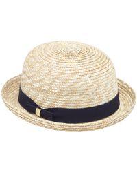 Mulberry - Schoolgirl Hat - Lyst