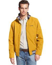 Tommy Hilfiger Regatta Jacket - Lyst