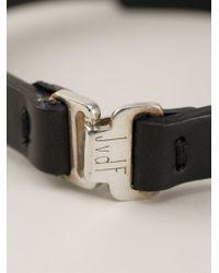 JvdF - Hand-painted Herringbone Bracelet - Lyst