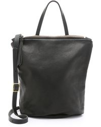 Eleven Thirty - Deborah Bucket Bag - Bordeaux - Lyst