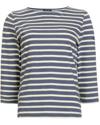 Saint James Galathee Breton Top - Lyst