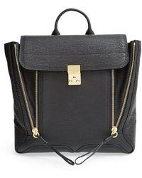 3.1 Phillip Lim 'Pashli' Leather Backpack - Lyst