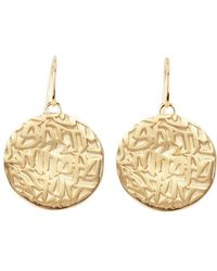 Monica Vinader - Atlantis Earrings - Lyst