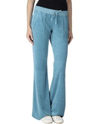 Juicy Couture Casual Pants - Lyst