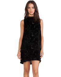 Mink Pink First Glance Dress - Lyst