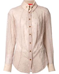 Vivienne Westwood Red Label Camicia Blouse - Lyst