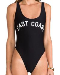 Stampd - East Coast One Piece in Black - Lyst
